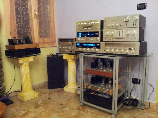 Audiocostruzioni - Impianto hi fi per casa ...